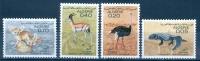 Algeria 1967 Animals MNH** - Lot. 753 - Algeria (1962-...)