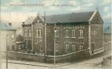 BELGIQUE:HOLLOGNE-AUX-PIE     RRES:(Liège).Ecole  Industrielle.1913.Edit.CH     .Spineux. - Grâce-Hollogne