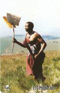 *SWAZILAND* - Scheda Telefonica Usata - Swaziland