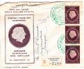 1954   Statuut   E4   FDC - Suriname ... - 1975
