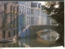 BELGIQUE Bruges Brugge Les Canaux Cp Couleur - Brugge