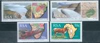 South Africa 1990 Railroad And  Dams MNH** - Lot. 776 - Nuovi