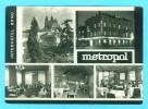 Postcard - Brno, Hotel Metropol       (V 8735) - Tchéquie