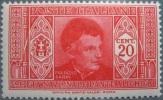 """Italia Regno 1932 Pro Società """"Dante Alighieri"""" 20 C Carminio Nuovo** (305) - RIF. 12206 - Nuovi"""
