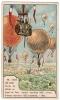 IMAGE 56 DANS LES AIRS COURSE DE BALLONS AU DEPART DE PARIS HAUTEUR MAXIMUN 8357 M  DISTANCE MAXIMUN 1925 KILOMETRES - Vieux Papiers