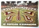 AVRANCHES JARDIN DES PLANTES LE PAPILLON - Avranches