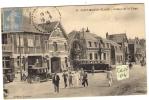 FORT  MAHON 80 Avenue De La Plage  Très Belle Animation Garage Essnce Bus (18/08/1930) - Fort Mahon