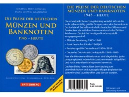Noten Münzen Ab 1945 Deutschland 2016 Neu 10€ D AM- BI- Franz.-Zone SBZ DDR Berlin BUND EURO Coins Catalogue BRD Germany - Hobbies & Collections