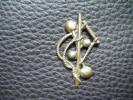 Insigne A Identifier Hauteur 3.4cm-sans Attache Au Verso-- - Unclassified
