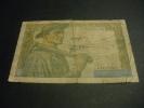 10 FRANCS Mineur 13/01/1944  FRANCE - 1871-1952 Anciens Francs Circulés Au XXème