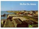 Algarve - Vila Real Stº António - Vista Do Cais - Faro