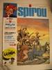 (spi312) Fascicule SPIROU N°1881 De 1974 (édition Belge) Couverture HUBINON TARAWA , Excellent état , Mais Sans Son Supp - Spirou Magazine