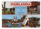 CPM:  RIMINI (italie):   FIABILANDIA En 1987.     (5961) - Rimini