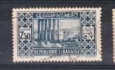 Libano   -    1930.   View Of  Baalbek. Archaeological Remains - Arqueología