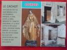 V7-65-haute Pyyrenees-lourdes-le Cachot-prison-- - Lourdes