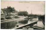 CPA Marquette (Nord) Pont De L'Abbaye (pk3825) - Villeneuve D'Ascq