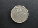 1957 - 1 Krone - Norvège - Norway - Norvège