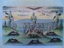 SUPERBE CPA DER BEFREIER   DES OSTENS - Guerra 1914-18
