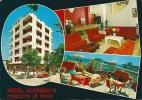 RIVAZZURA DI REMINI.  -   HOTEL ALFREDO'S. - Rimini
