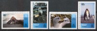 1994 Georgia Del Sud Pinguini Penguins Uccelli Birds Vogel Oiseaux Set MNH** B507 - Georgia Del Sud