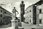 AREZZO - PLACE MARTYRS ANTIFASCISTES - HOTEL DE VILLE - Arezzo