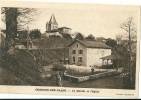 Oradour Sur Glane L Eglise Et Le Moulin Recto Verso - Oradour Sur Glane