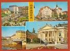 Romania Postcard Postal Stationery Entiers Postaux 1970 Tramways - Postal Stationery