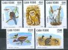 Capo Verde 1981 Birds MNH** - Lot. 811 - Isola Di Capo Verde