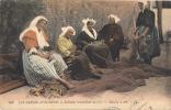 LES SABLES D´OLONNE - PECHE EN MER - SABLAISE TRAVAILLANT AU FILET - Vue Animée Colorisée - Circulée 1924 - Fishing