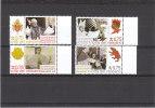VATICANO 2011 LX ANNIVERSARIO ORDINAZIONE SACERDOTALE BENEDETTO XVI - 4 VALORI INTEGRI - Unused Stamps