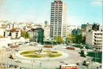 BEOGRAD BELGRADE SERBIA YUGOSLAVIA 1966. Dimitrije Tucovic Square Hotel Slavija - Serbie