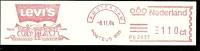 Netherlands Nice Cut Meter LEWIS Amsterdam 8-11-1984  HORSES - Paarden