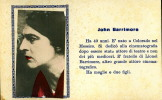 CINEMA JOHN BARRIMORE 1920 PUBBLIC OLIO RICINO BOLOGNA - Schauspieler