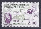 France 1980 - Ecole Nationale Des Métiers D'Art ( National School Of Art Professions ) - Francia