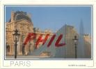 Paris - Le Louvre - La Cour Napoléon Et La Pyramide, Ref 1203-522 - Louvre