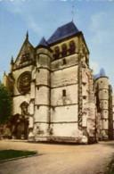 10 BAR-SUR-SEINE - Eglise Saint-Etienne - CPSM - Bar-sur-Seine