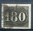 BRAZIL 1850 - Sc.26 (Mi.16. Yv.16) Used (small Tear But Nice) - Gebraucht