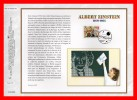 "CEF 1° Jour De 2005 N° 1763 ""  ALBERT EINSTEIN "" N° YT 3779.  Parfait état + Prix Dégress"