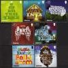 Ref. AY-V2010-1 ALDERNEY 2010 - CHRISTMAS - SET - CHRISTMAS - MUSIC 7V RELIGION - MINT MNH - Christmas