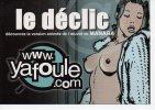 Ref 50c Cpm Cart´com Promo Pin Up Femme Seins Nus Manara - Pin-Ups