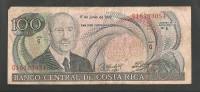 COSTA RICA 100 COLONES 1992 BANCONOTA CIRCOLATA - Costa Rica