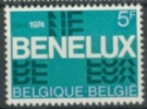 BELGIUM, BELGIQUE 1974 YV 1721 BENELUX. MNH, POSTFRIS, NEUF**. VERY FINE QUALITY. - Europa-CEPT