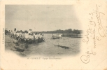 LE KUILU EQUIPE D'UNE PLANTATION  CARTE ENVOYEE DE CAP LOPEZ EN 1903 - Congo Francese - Altri