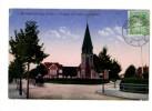 BC62221 Brunsbüttelkoog Kirche M Eingand Aur Kaute U Loewestr Used Perfect Shape 2 Scans - Brunsbuettel
