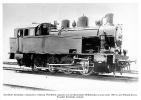 LOCOMOTIVE 3 - Borsig 1912/8483 - Hersfelder Kreisbahn - Eisenbahn-Kurier Verlag - Freiburg - TBE - 2 Scans - Treni