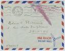 (Aviation) Correspondance Pilote Originaire D'Oléron. 1957 Maroc. Accident. Avis De Décès. - Documents