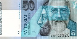 Slovaquie / Slovakia - 50 Korun 2002 Pick 21unc - Slowakei
