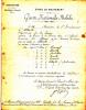 Ordre De Mouvement - Garde Nationale Mobile - 1 Er Bataillon D'Abbeville - Mars 1871. - Documenti