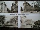 GENEVE QUARTIER DES TRANCHEES. - GE Genève
