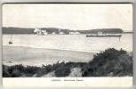 Dorset - Poole, Brownsea Castle - Paddle Steamer - Postcard - Angleterre